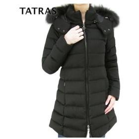 タトラス TATRAS レディース ダウンコート LTA20A4571 LAVIANA BLACK/ブラック/19/1920aw