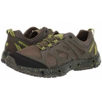 Merrell メレル メンズ 男性用 シューズ 靴 スニーカー 運動靴 Hydrotrekker Dusty Olive/Lime【送料無料】