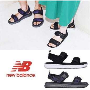 ニューバランス サンダル メンズ レディース 靴 new balance SDL600 メンズ レディース スポーツサンダル [0601]