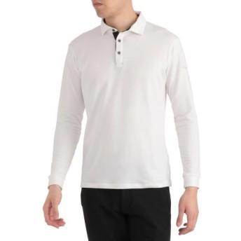 MIZUNO SHOP [ミズノ公式オンラインショップ] ブレスサーモシャツカラー長袖シャツ[メンズ] 01 ホワイト 52MA9534