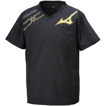 ブレーカーシャツ MIZUNO (ミズノ) V2ME950197 BLK