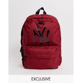 ニューエラ New Era レディース バックパック・リュック バッグ NY berry backpack ベリー