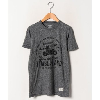 (Timberland/ティンバーランド)【MENS】AF SS Kbc Livd in MGr Tee Lyon/メンズ Black