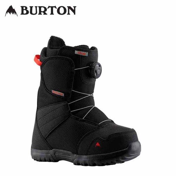 バートン キッズ スノーボードブーツ 子供 BURTON [ ZIPLINE BOA