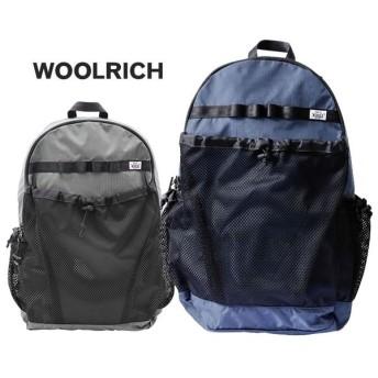 ウールリッチ デイパック リュック カバン Woolrich NOBAG1938 PSTOP X MESH PACK バックパック リュックサック 鞄