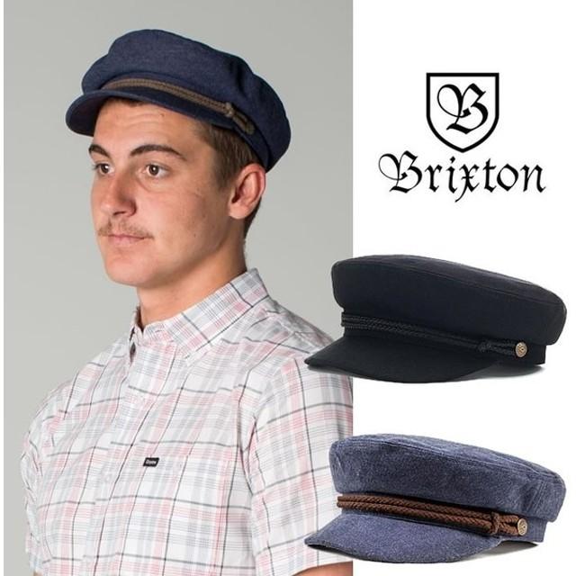【5%還元】ブリクストン キャップ BRIXTON FIDDLER CAP 帽子 ワークキャップ