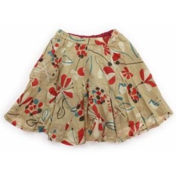 【ファミリア/familiar】スカート 130サイズ 女の子【USED子供服・ベビー服】(460834)