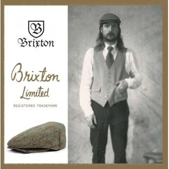 ブリクストン キャップ BRIXTON BARREL LTD SNAP CAP キャスケット