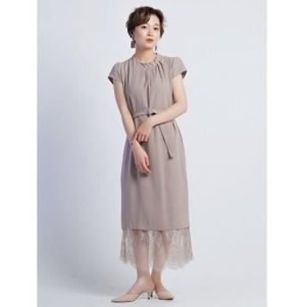 【NEW】レディメイド(LADYMADE)/パールタックカラー3WAYドレス(オケージョン)