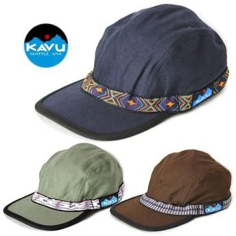 カブー キャップ KAVU Strap cap ストラップキャップ 帽子 Made in USA 米国製 ジェットキャップ 0606