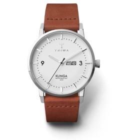 TRIWA トリワ SNOW KLINGA BROWN CLASSIC 国内正規品 腕時計 メンズ  KLST109-CL010212