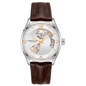 HAMILTON ハミルトン JAZZMASTER VIEWMATIC ジャズマスター ビューマチック オープン ハート 国内正規品 腕時計 メンズ  H32705551