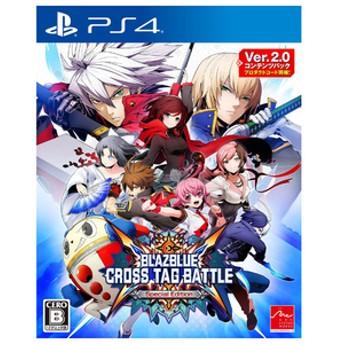 5pb. BLAZBLUE CROSS TAG BATTLE Special Edition【PS4】PLJM16449
