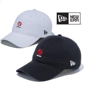 ニューエラ キャップ 帽子 NEWERA 9THIRTY クロスストラップ 930 ROSE CAP 11781514/11781515 NEW ERA CAP 黒 白 [0805]