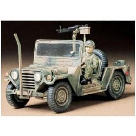 タミヤ 135M151A2 1/35 ミリタリーミニチュアシリーズ No.123 アメリカ M151A2 フォード・マット(ケネディジープ)