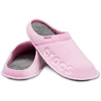 【クロックス公式】 バヤ スリッパ Baya Slipper ユニセックス、メンズ、レディース、男女兼用 ピンク/ピンク 22cm,24cm,26cm slipper