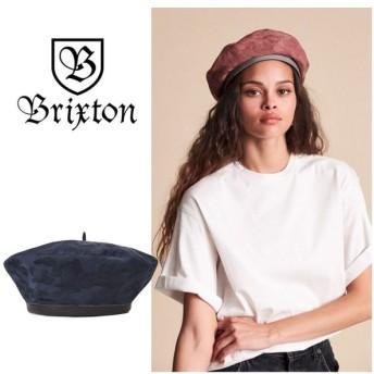 ブリクストン ベレー帽 レディース AUDREY II BERET 帽子 BRIXTON ネイビー ピンク M [0601]