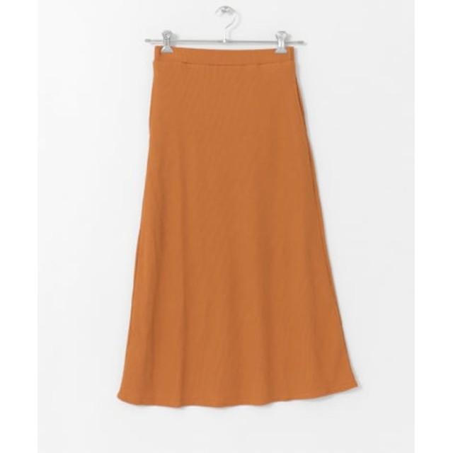 ITEMS(アイテムズ) スカート スカート ワッフルスカート