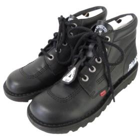 PALACE×Kickers 「KICK HI boots」キックハイブーツ ブラック サイズ:43 (原宿店) 190907