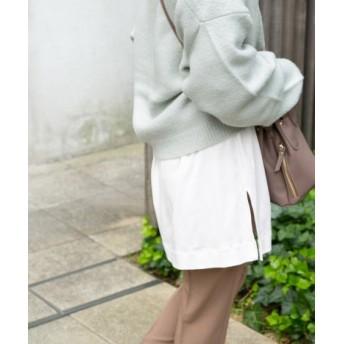 DOORS(ドアーズ) トップス Tシャツ・カットソー thint コットン BIG T-SHIRTS【送料無料】