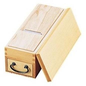 BKT76003 木製かつ箱(スプルス材) 小 :_