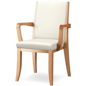 福祉椅子 介護椅子 肘付き ナチュラル レリスタ Y-RST