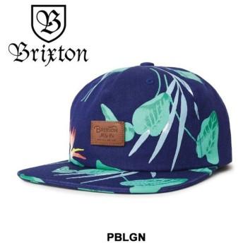 ブリクストン キャップ メンズ GRADE II UC SNAPBACK PATRIOT-BLUE-GREEN BRIXTON 帽子 [0601]