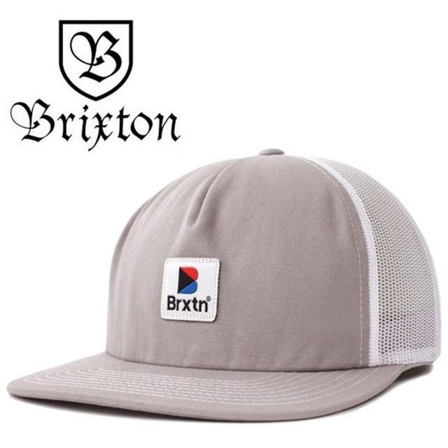 【5%還元】ブリクストン メッシュキャップ BRIXTON STOWELL MESH CAP 帽子 0510