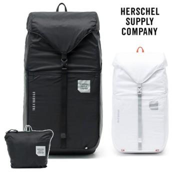ハーシェル パッカブル デイパック Herschel [ ULTRALIGHT DAYPACK NYLON ] (10597) リュック バッグ 旅行 ハーシェルサプライ [0402]