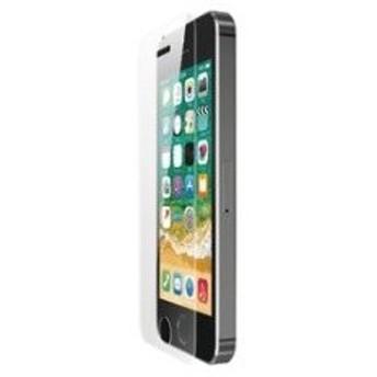 PM-A18SFLGG iPhone SE/ガラスフィルム/0.33mm :エレコム