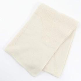 Chloe(クロエ)洗える カシミヤ 上品 マフラー レディース 【ギフト包装】 (クリーム)