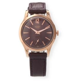 HENRY LONDON HENRY LONDON ヘンリーロンドン 腕時計 [HAMPSTEAD] HL30-US-0076 腕時計,パープル