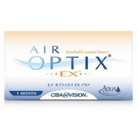 エア オプティクス EX アクア 【BC】8.6【PWR】+5.00 3枚入