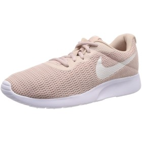 Nike WMNS Tanjun [812655-202] Women Casual Shoes Particle Beige/Phantom-070
