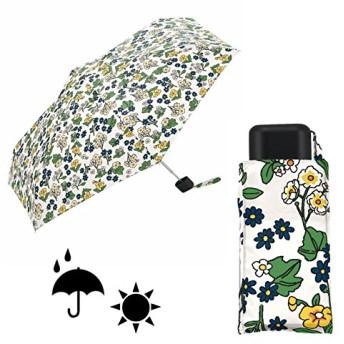 折りたたみ傘 雨傘 ボーダー 等10種類 Tiny umbrella (mini コンパクト 雨晴 【柄】 【フローラオフ050】