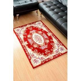 店舗 カーペット ミックスシャギー ラグ絨毯 丸 40X60cm Dornierの敷物のヨーロッパのマットのドアのマットの滑り止めの居間のカーペットの洗浄機械織りシャニル長正方形