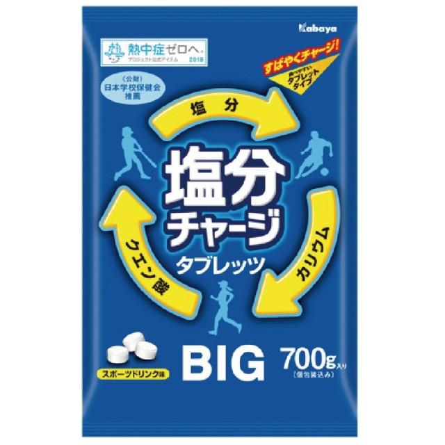 塩分チャージタブレッツ BIG(700g/約236粒)