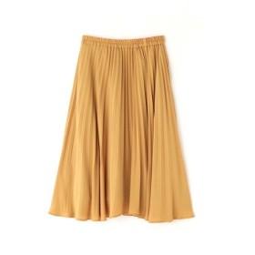 NATURAL BEAUTY / ジョーゼットプリーツスカート