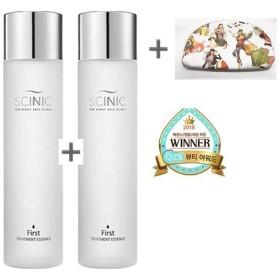 [SCINIC] 有害成分 無 First Essence 150ml 1+1 for skin moisturizing & whitening(謝恩品贈呈)[parallel import goods] (300ml)