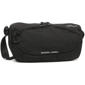 [マイケルリンネル]ショルダーバッグ メンズ レディース MICHAEL LINNELL MLCD600 ブラック [並行輸入品]