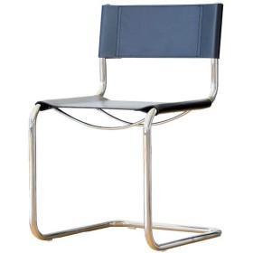 ブラック/デザイナーズ家具 リプロダクト マルトスチェア チェア 椅子 イス おしゃれ デザイナーズチェア ダイニングチェア ミッドセンチュリー 北欧 カンチレバー スチールフレーム マルト・スタム シンプル
