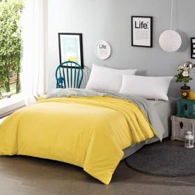 WCH ベッドの裏地の綿のキルトカバーシングルピースカバー、シングルダブルベッドの項目 ソファブランケット (Color : 160x210cm(63x83inch), サイズ : C)