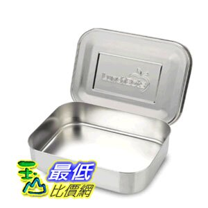 [美國直購] LunchBots Uno Stainless Steel Food Container, Stainless Steel 食品級(18/8)不鏽鋼午餐盒 兒童款