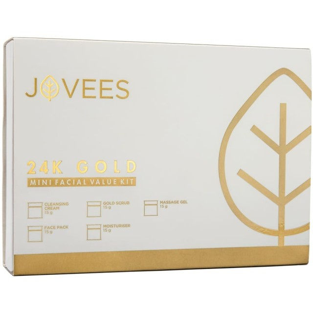 Jovees 24 Carat Mini Gold Facial Kit