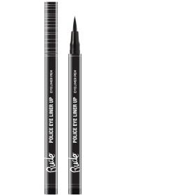 (3 Pack) RUDE Police Eyeliner Up Eyeliner Pen - Bail Bond (並行輸入品)