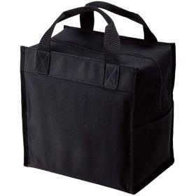 保冷 保温 バッグ ランチ バッグ お買い物 ショッピング 行楽 アウトドア バック ミニポケット付 シンプルデザインで使いやすい 内側は耐水生地使用だから水漏れしにくい マチが広くて安定するボックス型 約:27.5x27.5x18.5(持ち手除く)cm 最大容量 約9リットル
