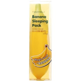 (3 Pack) TONYMOLY Magic Food Banana Sleeping Pack (並行輸入品)
