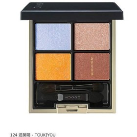 SUQQU(スック) デザイニング カラー アイズ 124 透葵陽 -TOUKIYOU