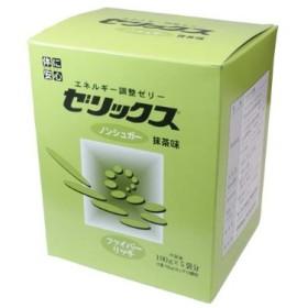 キッセイ薬品 ゼリックス 抹茶 100g×5個