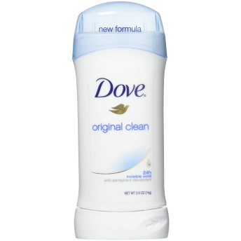 Dove Anti-Perspirant/Deodorant Invisible Solid Original Clean 73g (並行輸入品)